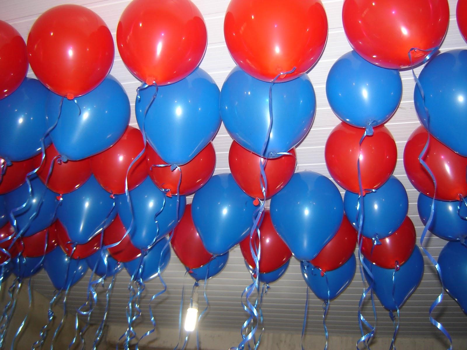 Priscila Arte Em Balões Decoração De Teto Com Fitilho