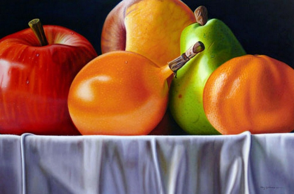 Cuadros modernos pinturas y dibujos pinturas en leo de for Pinturas bodegones modernos