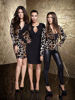 Khloe, Kourtney & Kim Kardashian, Kardashian Kollection at Dorothy Perkins