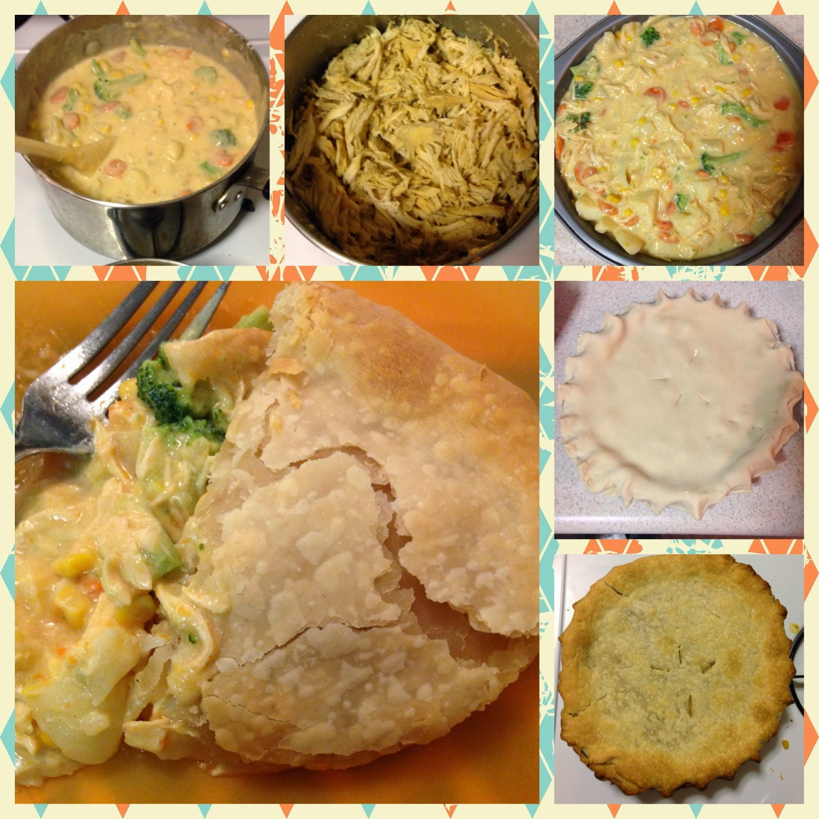 The Chirping Moms: Creamy Chicken Pot Pie Recipe (Guest Post)