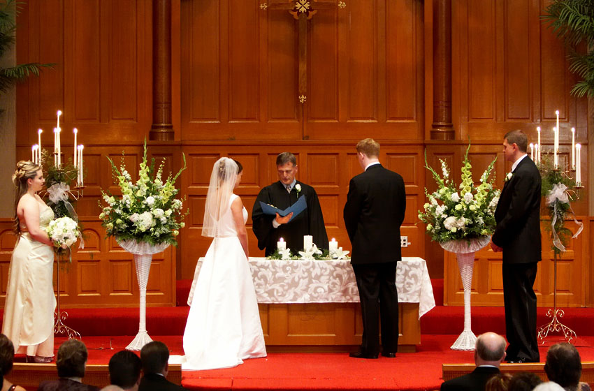 Church Wedding Decorations Wedding church decorations is vital in a