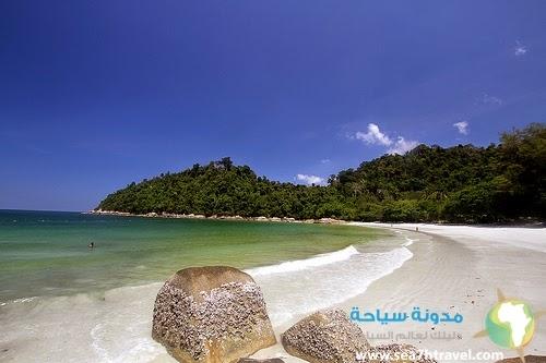 اشهر الجزر فى ماليزيا