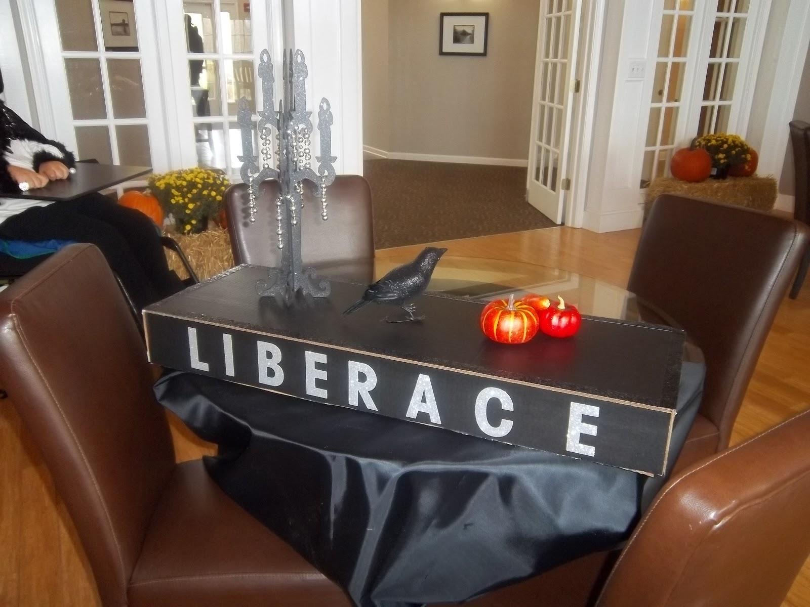 Dream Mom Liberace Wheelchair Halloween Costume 2012