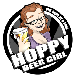Hoppy Beer Girl