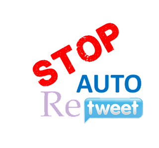 Cara Menghentikan Auto Retweet, Auto Post, dan Auto Follow Twitter