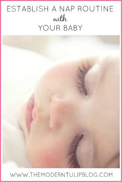 Establish A Nap Routine With Your Baby
