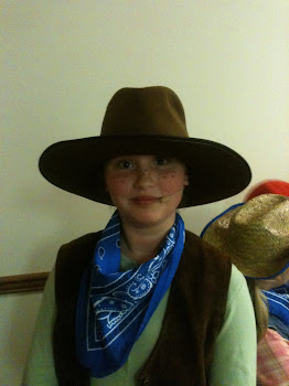 """Tex"" in Christmas Play"