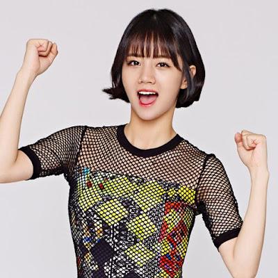 Hyeri Girl's Day Tales Runner