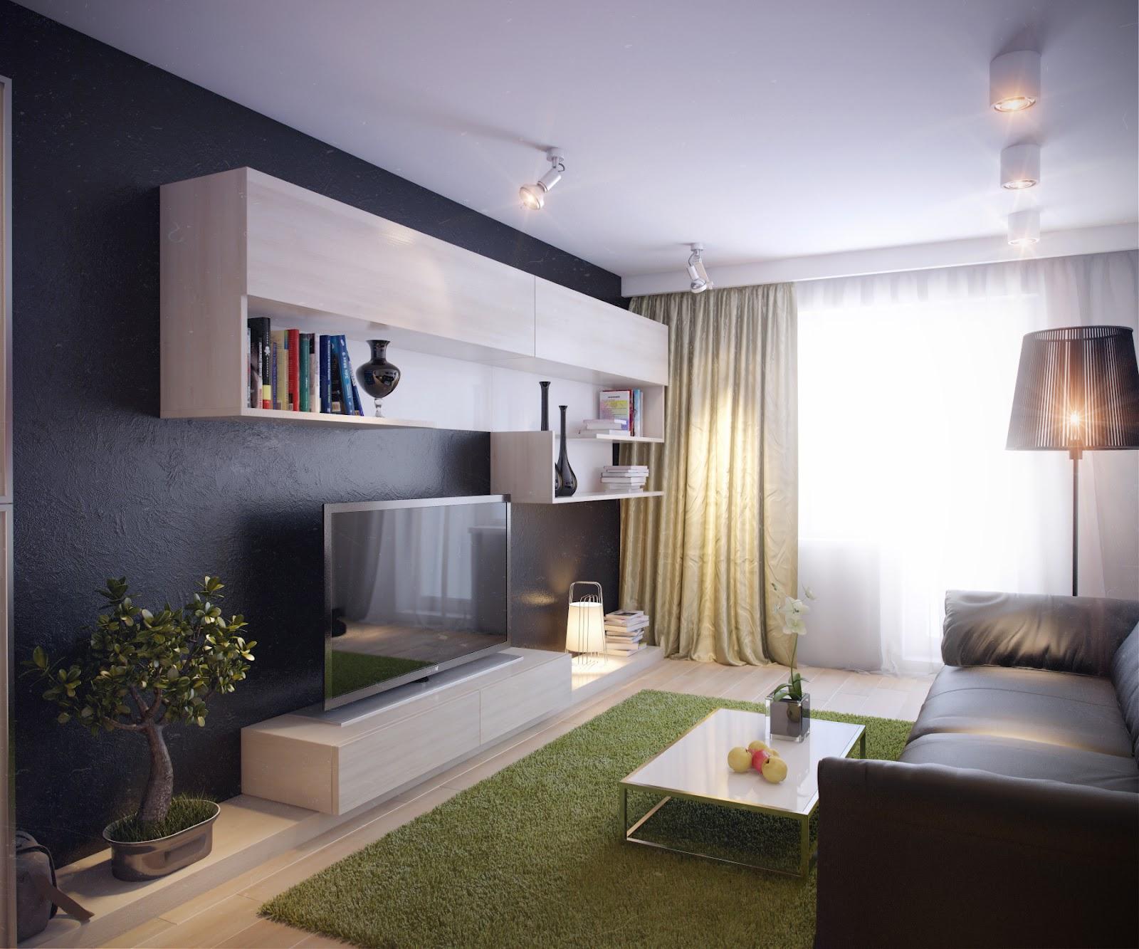 Гостиная дизайн малогабаритные
