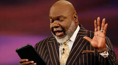 Bishop T.D. Jakes Stance On The LGBT Community is outright apostasy