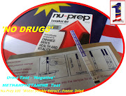 Nu-Prep 100 NO DRUGS