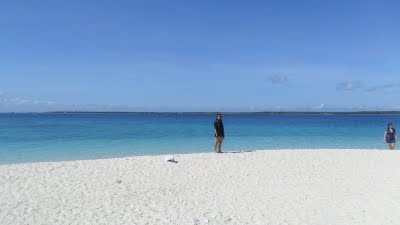 Virgin Island in Bantayan is the Best