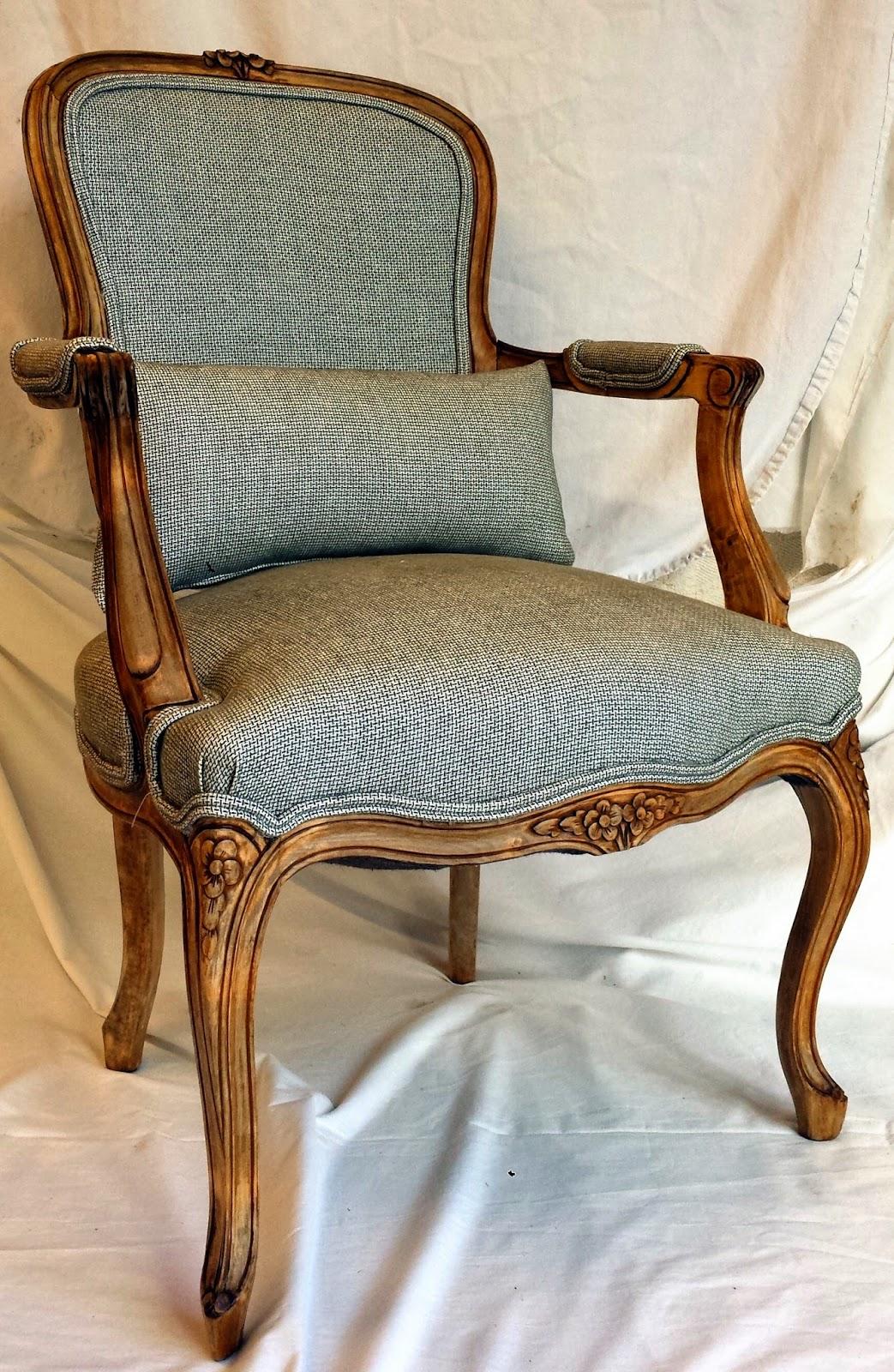 Candini muebles pintados nuevos y redecorados - Sillon estilo provenzal ...
