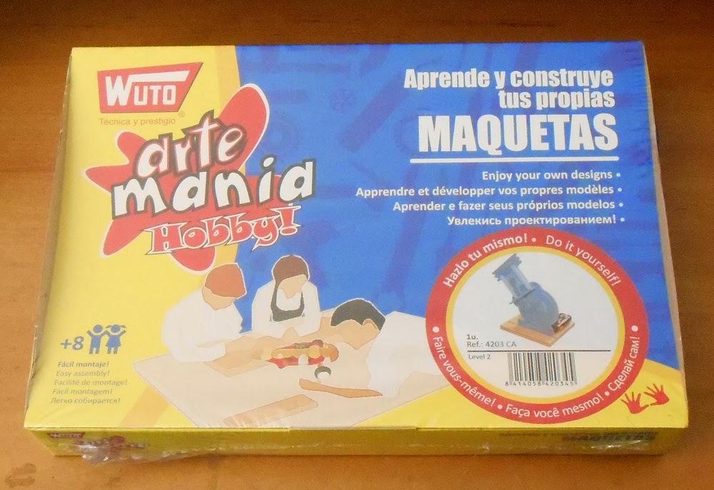 kit de la marca wuto de marqueteria