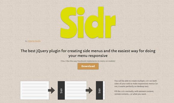 9 jQuery Plugins for Improving Website Navigation