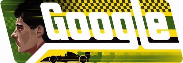 Ayrton Senna - 54º Aniversário de Ayrton Senna