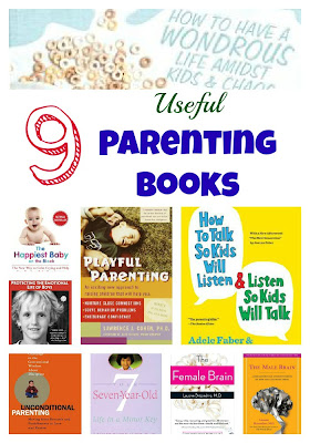Useful Parenting Books