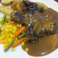 Cara Membuat Steak Kambing
