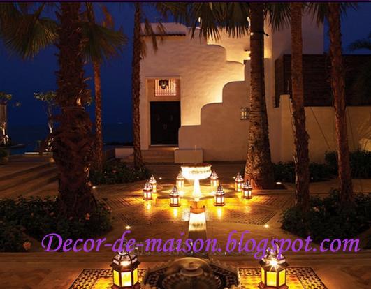 D corez l 39 ext rieur de votre maison avec votre clairage for Decoration eclairage exterieur