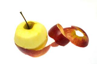 قشر التفاح ....وقاية من السرطان