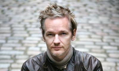 WikiLeaks - Джулиан Ассанж в осаде
