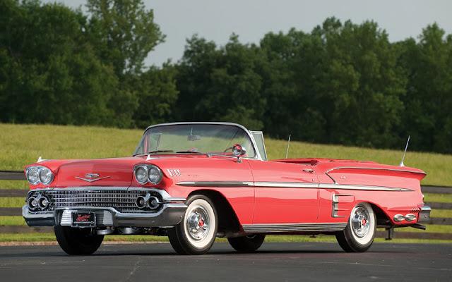 シボレー・インパラ 初代-3代目 | Chevrolet Impala (1958-64)
