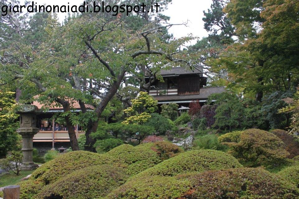 il giardino delle naiadi: dal giappone il giardino ideale - Piccolo Giardino Feng Shui