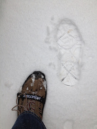 yaktrax in snow