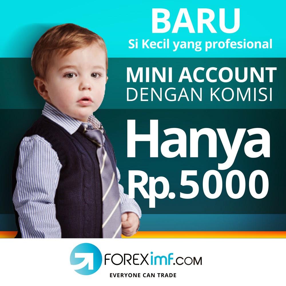 Forex mini account indonesia