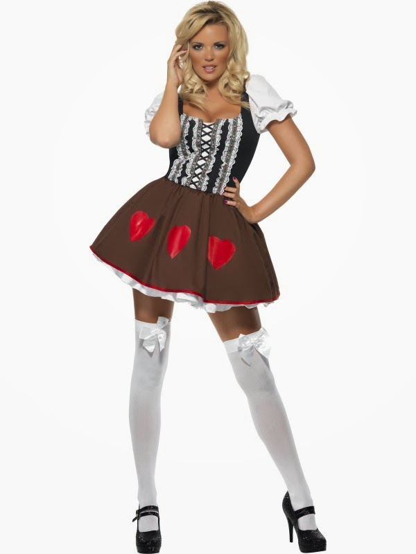 The lovely side do it yourself oktoberfest dirndl theres no way i was wearing this to oktoberfest solutioingenieria Images