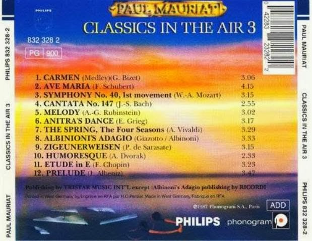 paul mauriat classics in the air 2 free download