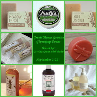 GMG+Giveaway+Collage Giveaway: Green Mama Goodies, 9/1 22