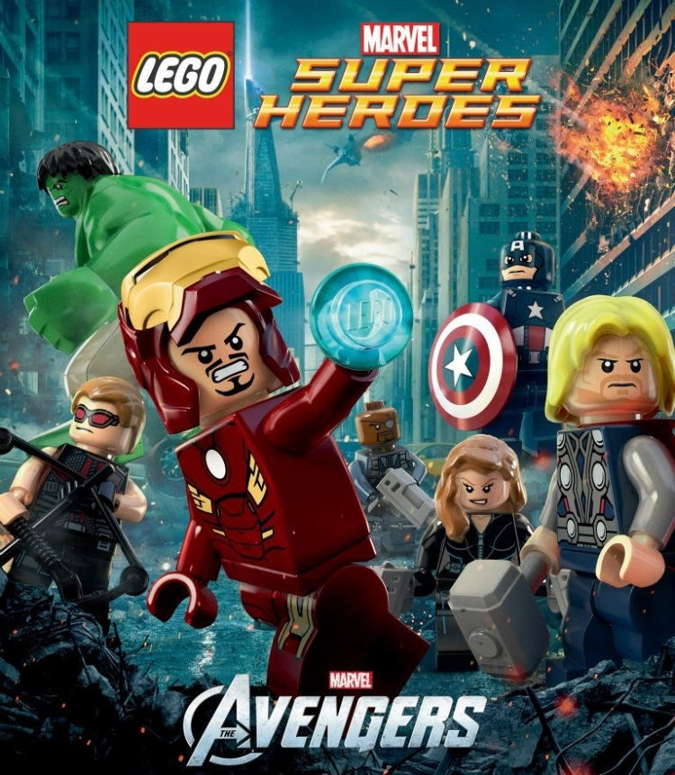 LEGO announce Marvel Super Heroes video game