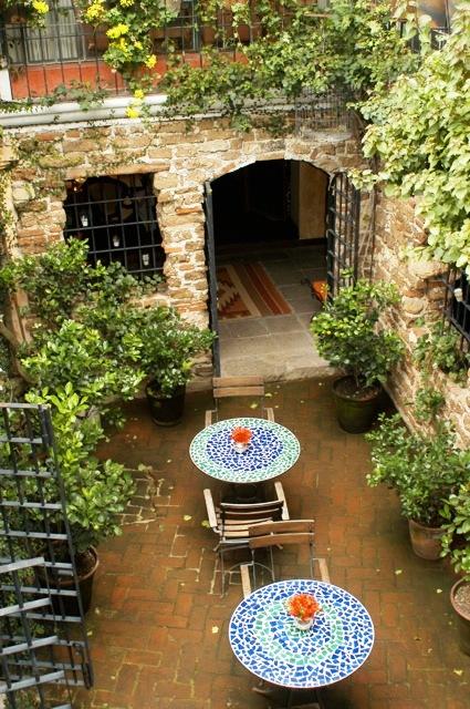 Gabriela del valle - Ley propiedad horizontal patio interior ...
