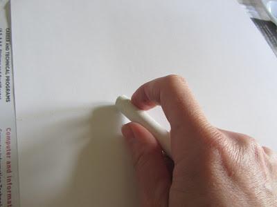 Rainy Day Wax Resist-Easy peasy art tutorial {The Unlikely Homeschool}