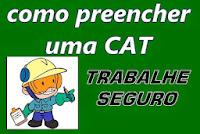 COMO PREENCHER UMA CAT?