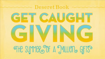 The Summer of a Million Gifts - $50 Deseret Book Gift Card