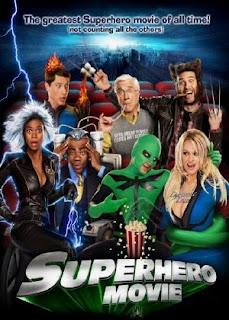 Siêu Nhân Chuồn Chuồn - Superhero Movie
