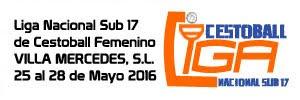 Liga Nacional Sub 17 de Cestoball Femenino
