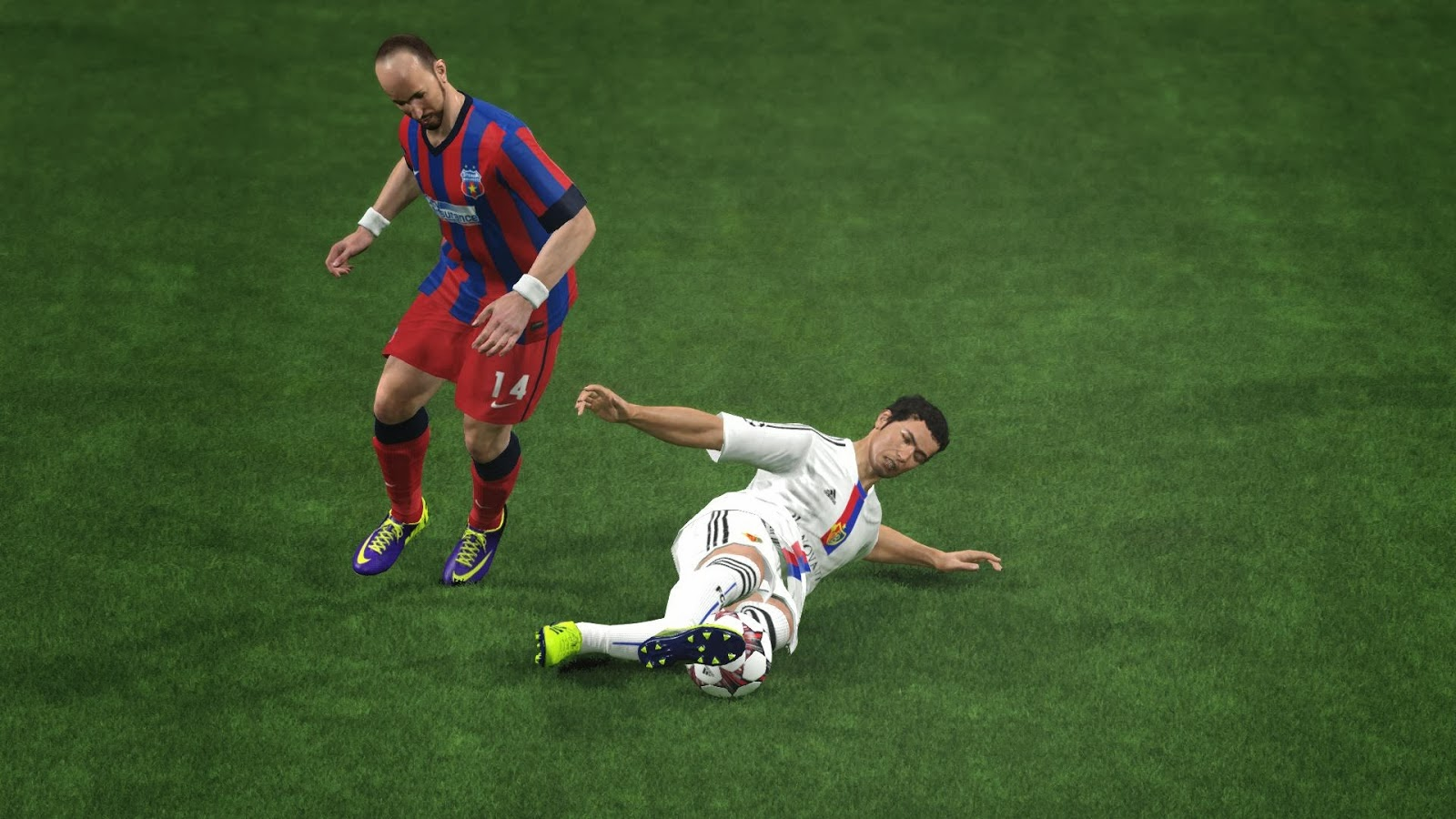 PES 2014 PESEdit Patches - PESPatchscom PES Patch