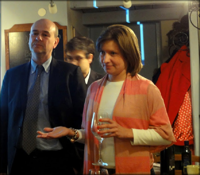 Terravecchia, oliwa z oliwek, Klub Wino, InterRe, Fundacja włosko-polska, wielki świat kuchenny blat, ciekawe wydarzenia Łódź