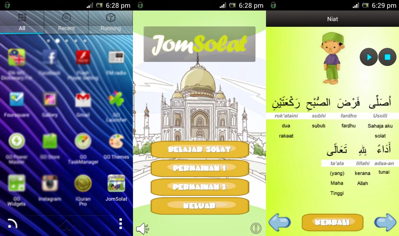 JomSolat01 JomSolat   Aplikasi Belajar Solat Untuk Kanak kanak