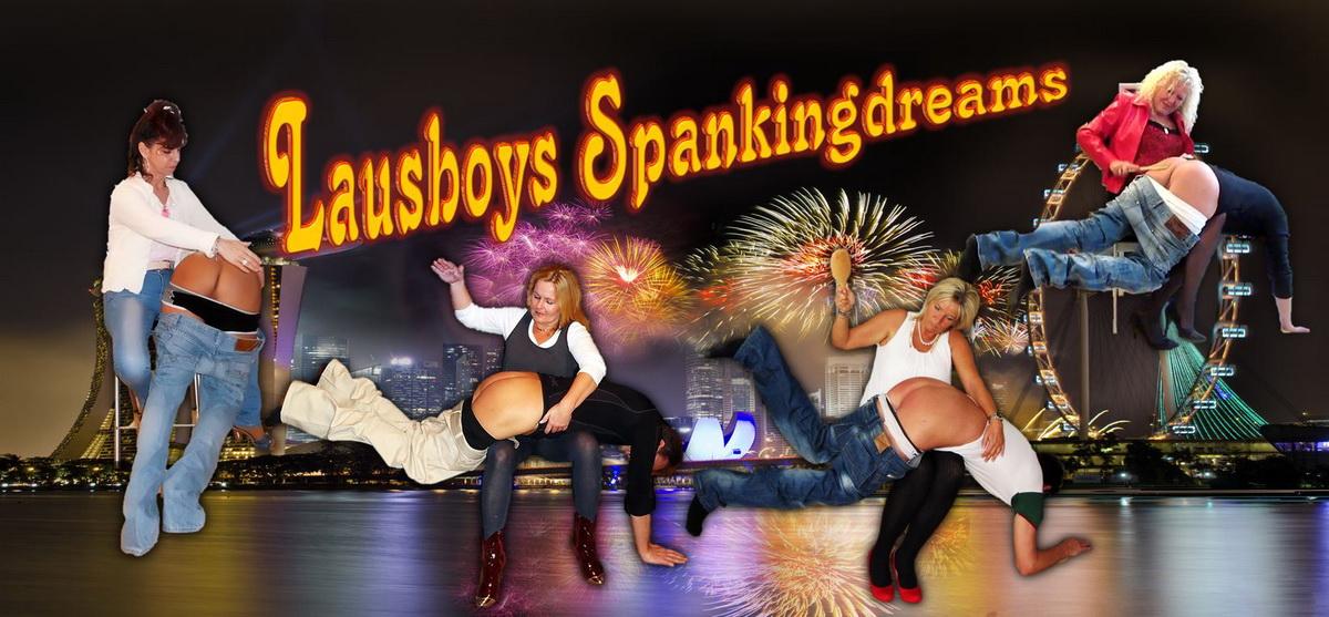 Lausboys Spankingdreams