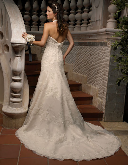 Casablanca Bridal Wedding Gown