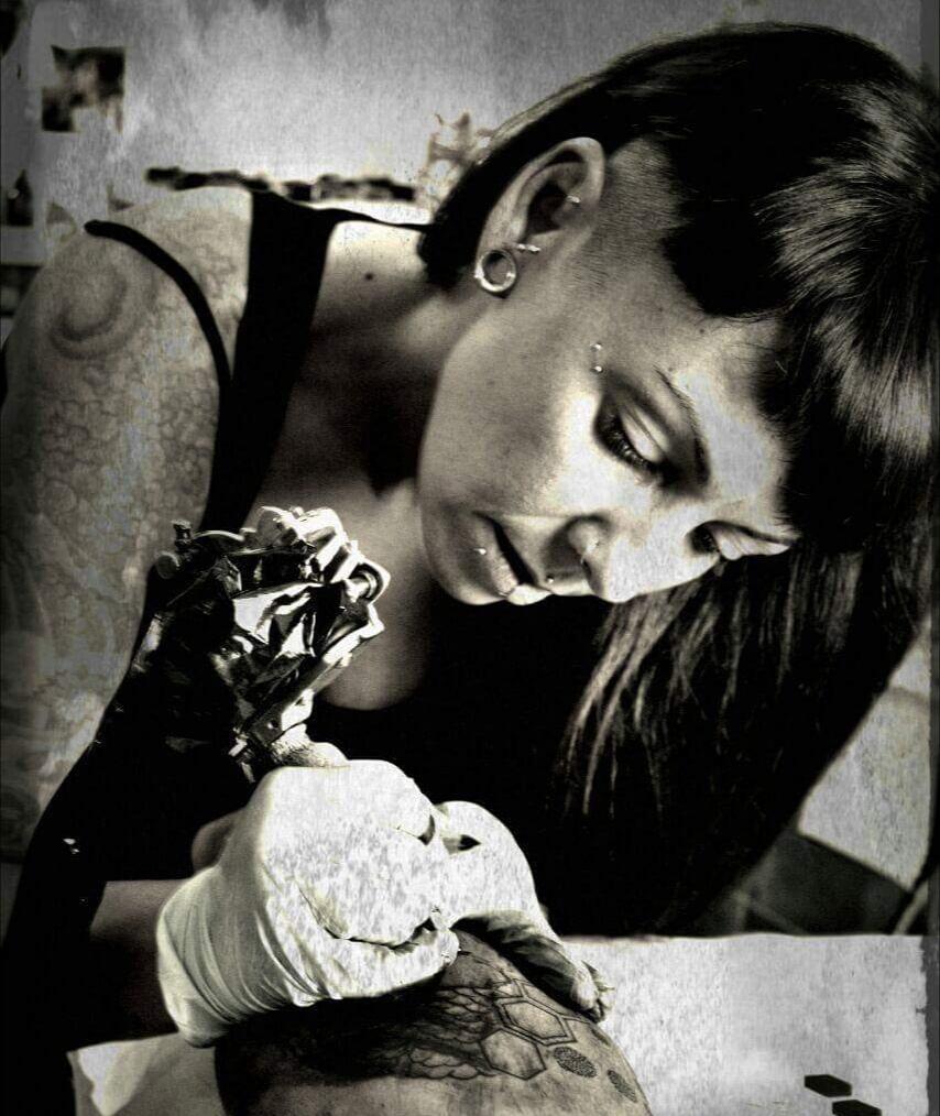 Anna Itaca Tattoo
