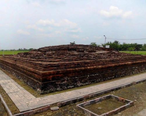 Situs Batujaya Di Karawang