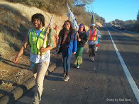 Photos Longest Walk 4 in Placerville, headed to Sacramento!