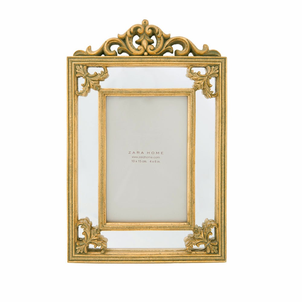 Rottenfields decayed elegance haute culture for the for Mirror zara home