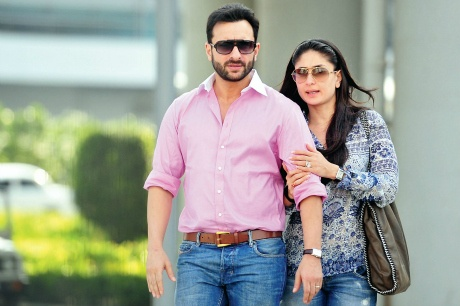 OMG: Have Saif And Kareena Determined The Sex Of Their Baby?