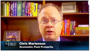 Chris Martenson and his awsome web site